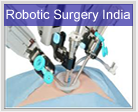 robotic surgeyr india