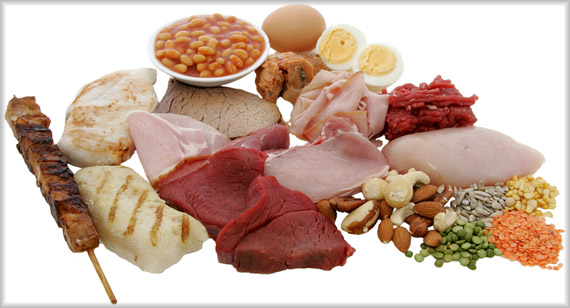 Go for Lean Protein based foods