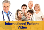 International Patient video
