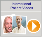 international patient testimonials